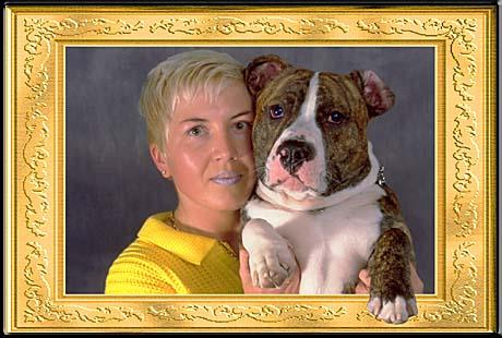 Daisy & Dog