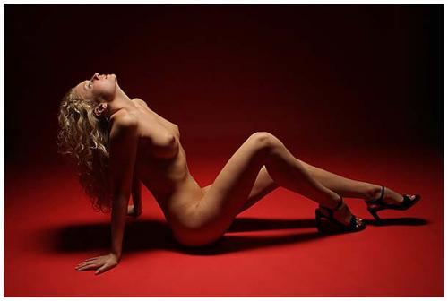 Classic nude